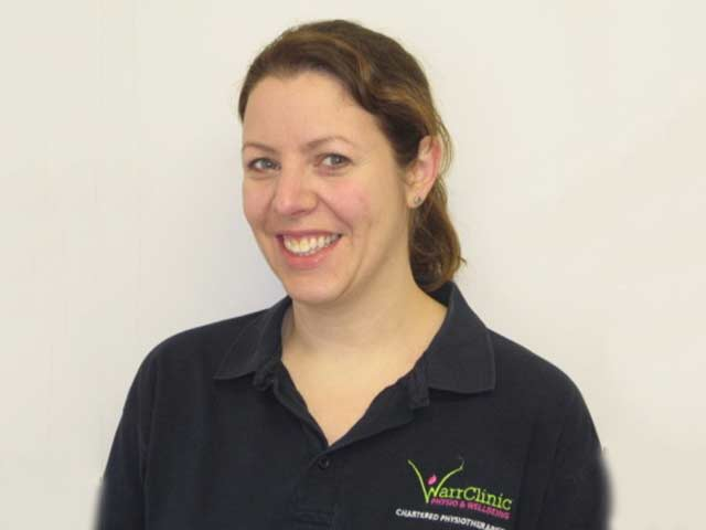 Karen Evans (Neurological Physiotherapy)