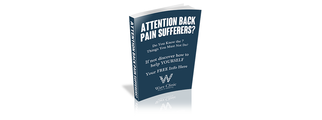 GET YOUR FREE GUIDE TO BACK PAIN